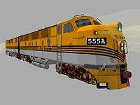 OpenBVE/Train Simulation Frameworks Topics / Projects - Transport
