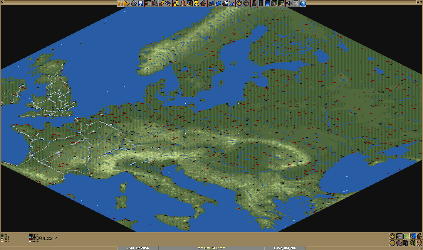 I completed the europe map savegame and full writeup having connected most of the british isles the railway expanded across the channel via bridge paris and brussels were the destinations of choice gumiabroncs Image collections